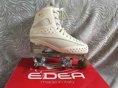Artistic roller Skates Edea Fly Boot with Roll-Line Mistral frame