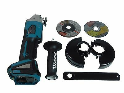 "New Makita XAG06Z Grinder 18V LXT Brushless 4-1/2"" Paddle Switch  cut off tool"