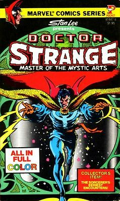 Doctor strange Master of the Mystic Arts 1