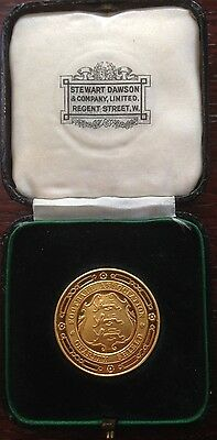 Charity Shield Winners Medal  - Runners Up medal  ( Community Shield ) 9ct Gold