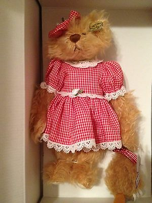 Annette Funicello Bears Francis And Drake Limited Edition Mohair