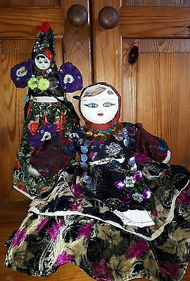 haunted dolls Beverley and Mary