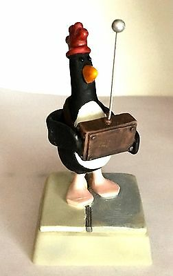 ROBERT HARROP WALLACE & GROMIT FEATHERS McGRAW THE WRONG TROUSERS WGFG02