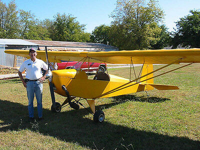 1/2 Scale J4 Sportster Giant Scale RC AIrplane Printed Plans
