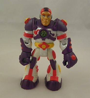 Fisher-Price Rescue Heroes #77546 Voice Tech Mission Command Roger Houston Astro