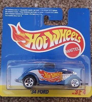 Vintage hot wheels by Mattel