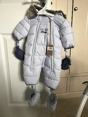 Baby Boy Timberland Suit