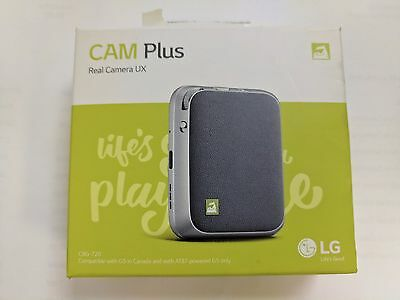 Brand New Sealed in a Box LG Cam Plus CBG-720 Real Camera UX  (For AT&T LG G5 )