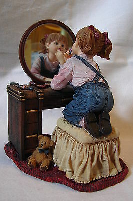 Boyds Bears Yesterday's Child Mary Kaye... When I Grow Up 1st Edition w/ Box