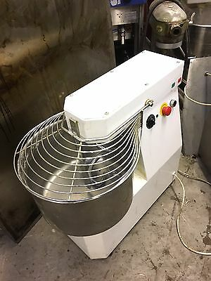 Spiral Hook Dough Mixer /33L