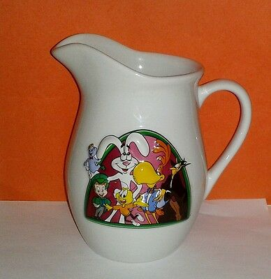 Rare GENERAL MILLS Cereal 3D Milk Pitcher ~ Trix Lucky Charms Characters