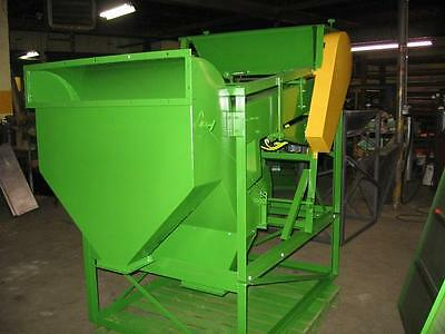 "SEED CLEANER NEW all STEEL MFG * USA  amfseedcleaners  ""LIGHTFOOT"" TM"