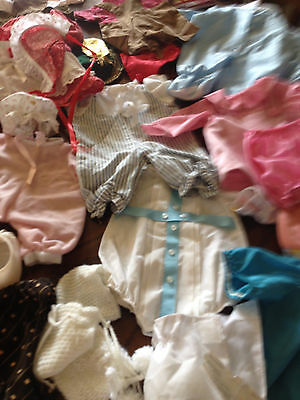 "Vintage 18"" Doll Clothes Mixed Lot 26PC"