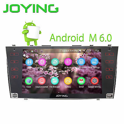 """9"""" HD 1024*600 Capacitive Touch Screen In-Dash for Toyota Camry Aurion 2006-2011"""