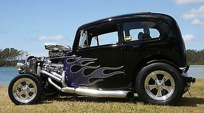 1936 Morris 8 HOTROD - Dare to be Different - Not 1932 or 1934