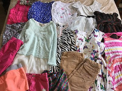 15 Piece Nice Girl Clothes Lot Size 10/12 14