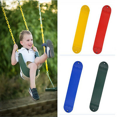 Swing Seat Board ONLY Playground Outdoor Swingset Accessories Hanger Kids Child