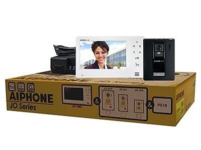 AIPHONE 7 Inch JOS1A Colour intercom kit with surface mount camera