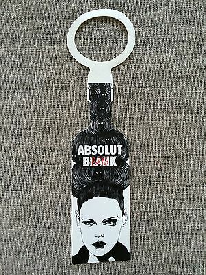 Absolut Vodka Tag Blank Edition Mexico * New & Collectors Mint * Selten & Rare
