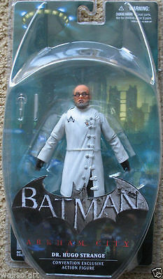 Batman Arkham City Hugo Strange Action Figure SDCC 2013 COMIC CON EXCLUSIVE DC