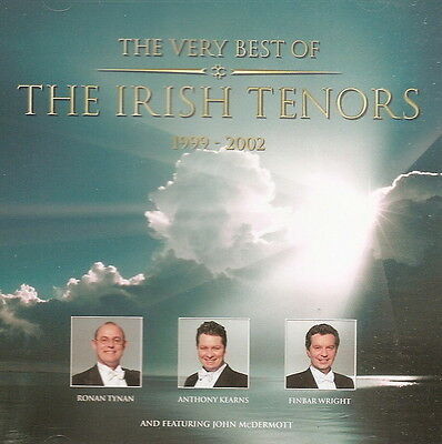 The Irish Tenors - Very Best Of 1999-2002 - CD - New / Unsealed
