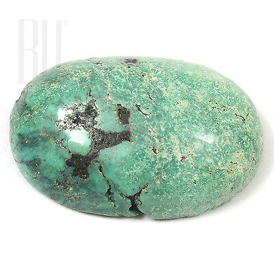 Light Blue Natural Tibetan Turquoise 28x19mm Cabochon Oval 1pcs gemstone