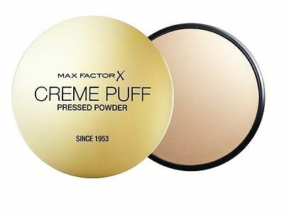 Max Factor Creme Puff Pressed Powder ***choose Your Shade***
