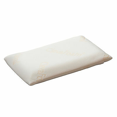 Pure luxury and comfort with perfect support Clevamama ClevaFoam Toddler Pillow