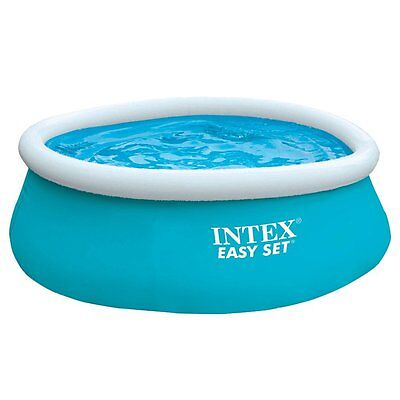 ***Intex Easy Set - Piscina hinchable desmontable, 183 x 51 cm, 886 litros