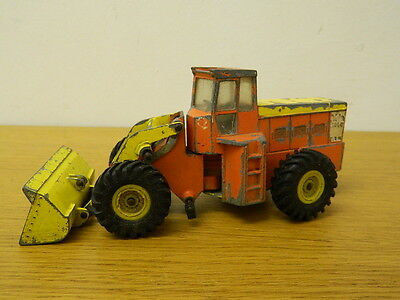 Vintage Diecast Dinky Toys Yale Tractor Shovel