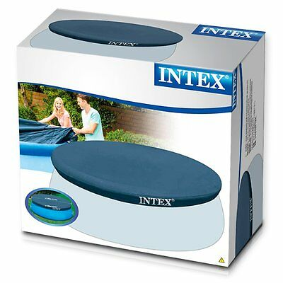 ***Intex 28026 - Cobertor para piscina hinchable de 396 cm