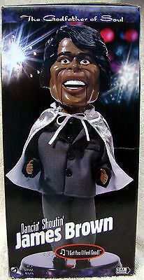 James Brown  Dancing Shouting I Feel Good Figure.Boxed