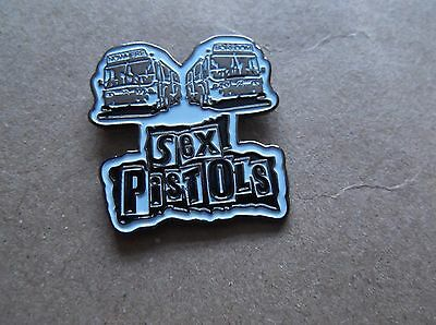 SEX PISTOLS pretty vacant punk METAL BADGE very limited edition !
