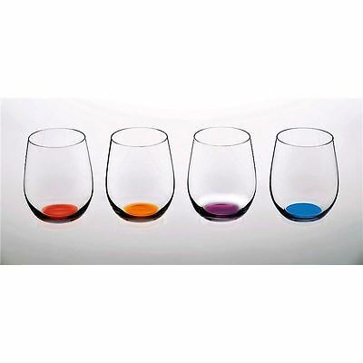 Riedel - 'O Series' Happy O Vol.2 Wine Tumbler 320ml Set of 4   (Made in Germany