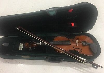 New - Stentor 1018/F Standard Violin Outfit - 1/4 Size