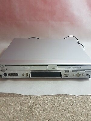 JVC DR-MX10SEK VCR HDD & DVD VIDEO RECORDER 160GB VHS TO DVD Copy Transfer Combo
