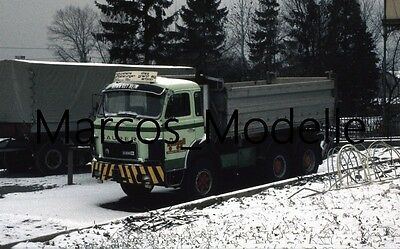 Truck Photo - Lkw Foto Saurer D330 3achs Kipper  /1368