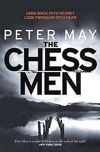 The Chessmen (Lewis Trilogy 3) by Peter May (Paperback Book, 2013)