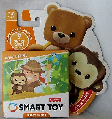 Fisher Price Smart Cards Adventure