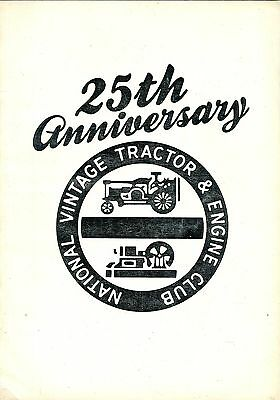 25th Anniversary Album, National Vintage Tractor & Engine Club (UK)
