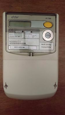 ELSTER A1700 Electric Smartmeter 1-3 phase