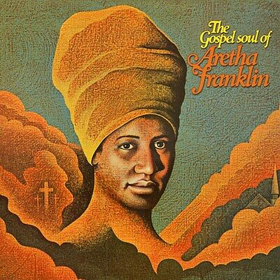CD The Gospel Soul of Aretha Franklin / IMPORT