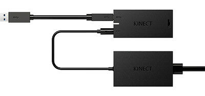OFFICIAL NEW Xbox One Kinect Adapter For Xbox One S and Windows 10