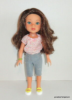 Hearts for Hearts Girls Doll Dell from Kentucky Clothes Shoes 2010 Playmates