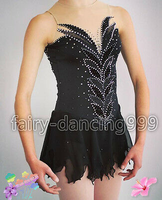 2017 New Style Ice Figure skating dress Ice skating dress for competition p127