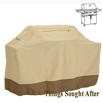 COVER for XLG CART STYLE BBQ GRILL Propane Charcoal Natural Gas Barbeque VERANDA