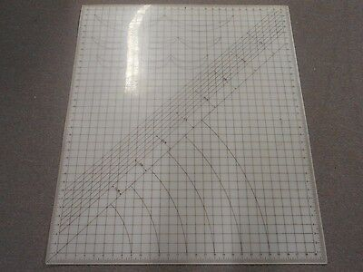 DRITZ Cutting Mat for Hobby Craft Art Cardmaking Quilt Table Large Rotary 36x30