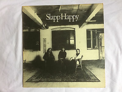 Slapp Happy - Slapp Happy - Original Vinyl Lp