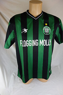 FLOGGING MOLLY Soccer Jersey Size Small