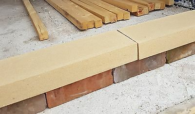 Coping stones Architectural  Buff Sandstone  Portland stone  Stone wall capping